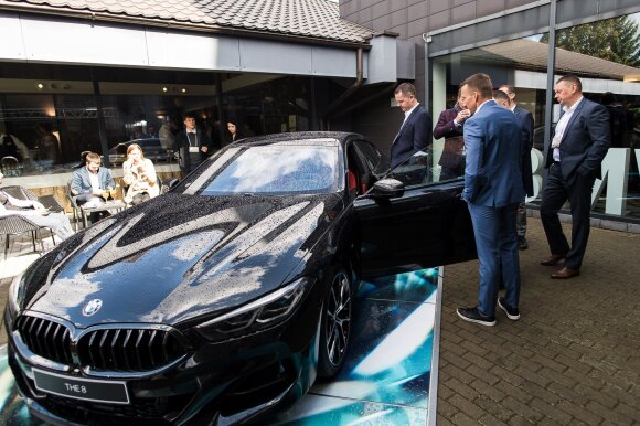"""BMW 8 Gran Coupe"""
