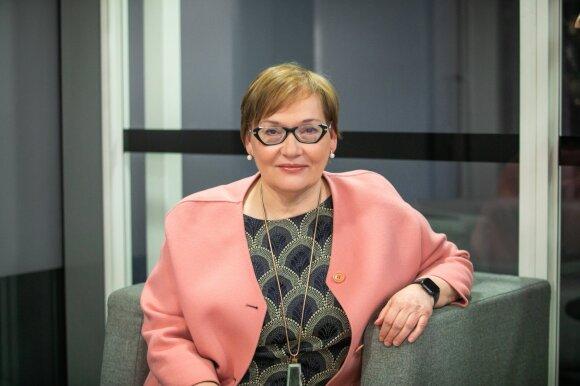 Vėžio diagnozę išgirdusi Maldeikienė: neturėjau jokių įtarimų, man tiesiog reikėjo naujo recepto akinių lęšiams