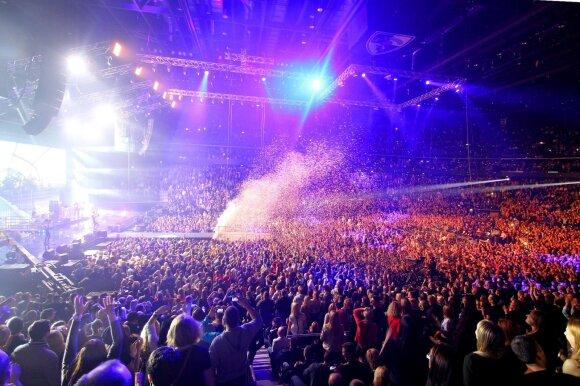 Sel koncertas Žalgirio arenoje