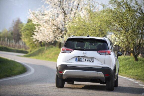 """""""Opel Crossland X"""""""