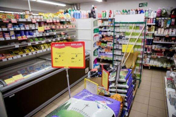 Возникшая из киоска с мороженым сеть литовских магазинов и почему ее нет в Вильнюсе