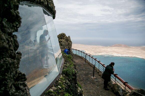 Alternatyva Tenerifei: saulėta Kanarų sala, kurios dar neužplūdo turistai