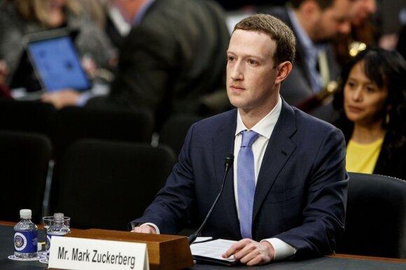 Markas Zuckerbergas