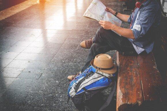 Kaip kelionėse nebūti panašiam į turistą ir išvengti sukčiautojų