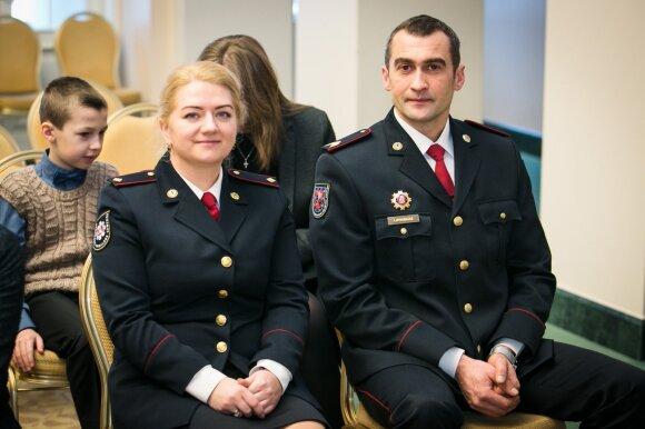 J. Prokopenkovienė ir A. Lipinskas