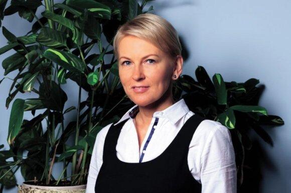 Eglė Mėlinauskienė, L.Masio nuotr.