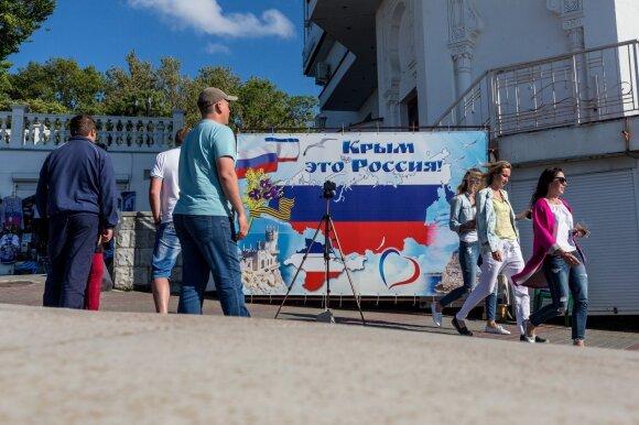 Крым на берегах Балтики. Как Кремль вновь хоронит свою империю