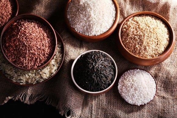 Visą gyvenimą ryžius virėte neteisingai: 3 patikrinti būdai