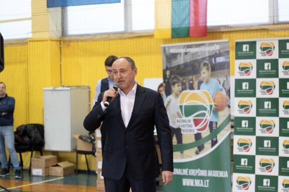 Audronis Jančiauskas / Foto: NKA