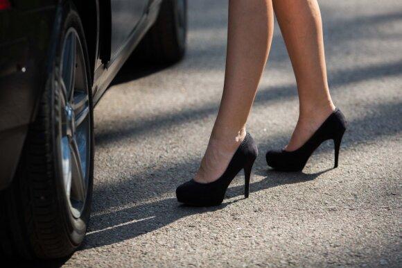 Turtingos verslininkės dukra – garsiausia Vilniaus prostitutė: sugundė ir prodiuserį, ir studentus iš užsienio