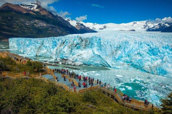 Patagonijos ledynai