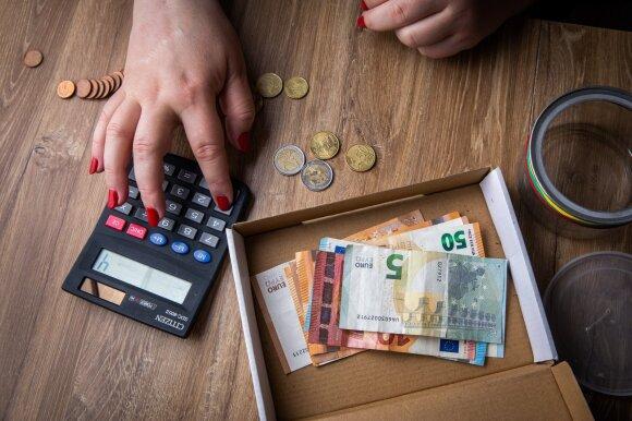 Atlyginimų šuolis viename regionų: suma beveik prilygsta didmiesčiams