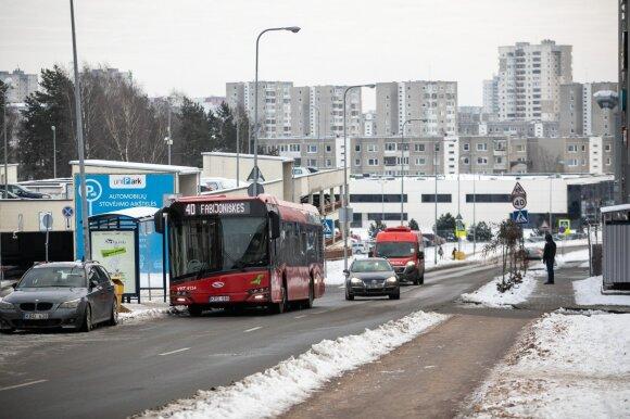 Apie šią gatvę gražių žodžių neišgirsite: vadina Vilniaus getu ir šiukšlyno namais