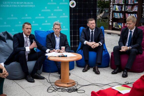 Žygimantas Vaičiūnas, Darius Montvila, Vidmantas Janulevičius, Rolandas Zukas