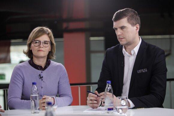 Julita Varanauskienė, Žilvinas Šilėnas