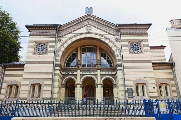 Atraskite žydų paveldą Vilniuje