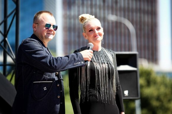 Saulius Urbonavičius - Samas ir Rūta Ščiogolevaitė