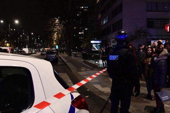 Įkaitų drama Paryžiuje