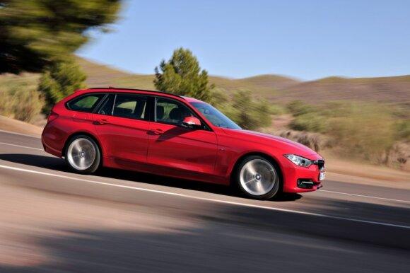 BMW 3-serijos Touring