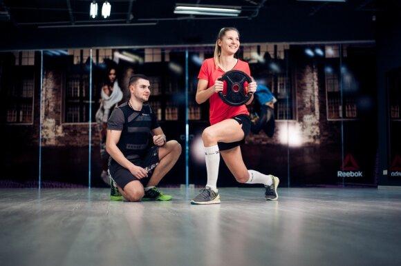 Gretos sėkmės istorija: susigrąžinau meilę sportui