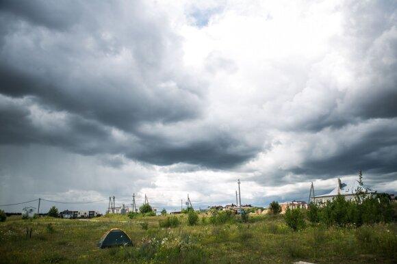 Laikai keičiasi: patogiausias būdas sužinoti naujausias orų prognozes