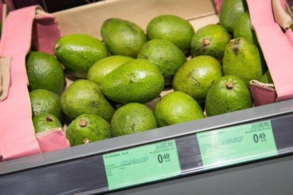 Nepadauginkite avokadų: gydytoja pasakė, kiek per dieną jų suvalgyti sveika