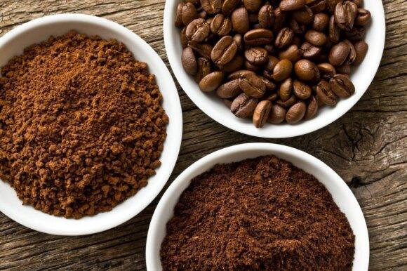 Įdomybės apie kavą: kaip degustuoti, išsirinkti ir paruošti