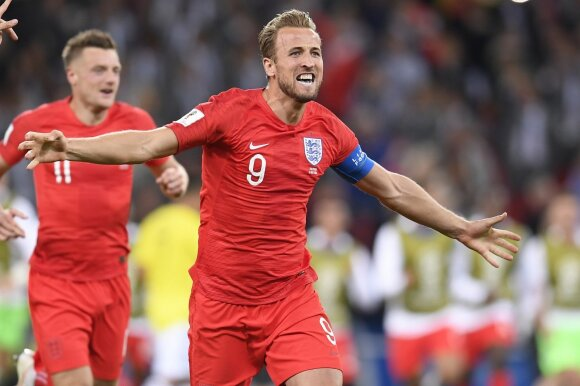 Harry Kane'as
