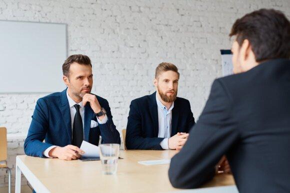 """Patarimai, kaip geriau save """"parduoti"""" darbdaviui"""