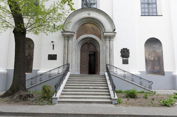 Vilniaus širdyje didingi pastatai sujungti trilerį primenančia istorija: kankinių paslaptis, nedavusi ramybės daugiau nei šimtmetį