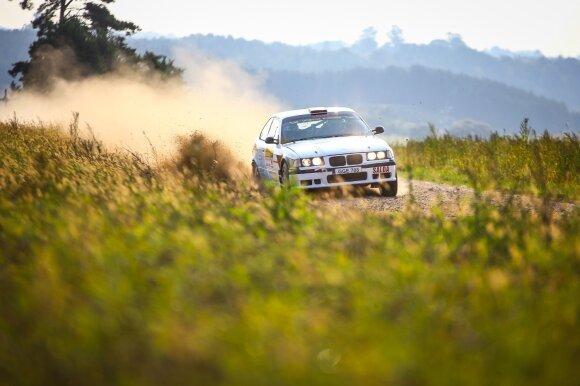 "Karolio Raišio ""BMW M3"""