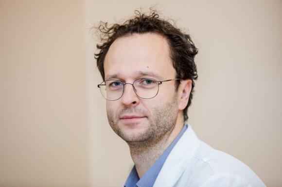Urologas pasakė, kuriems vyrams labiausiai gresia prostatos vėžys