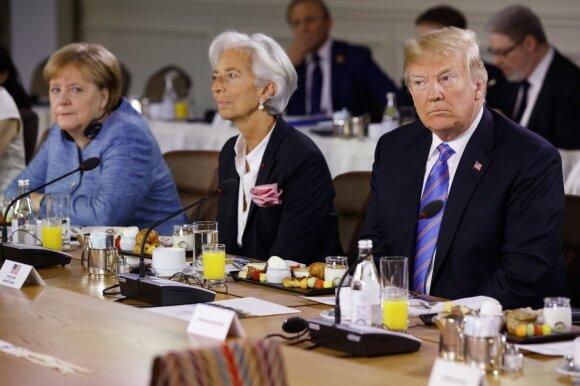 G7 susitikimas