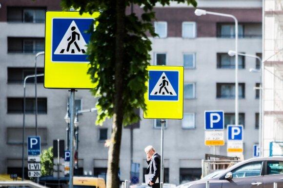 Nauja sistema sostinės vairuotojams – jau šiemet