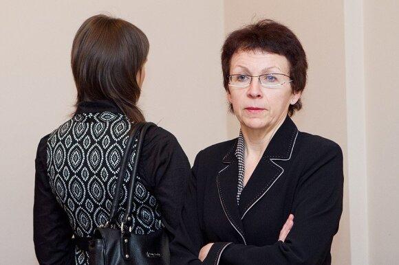 Vaiva Savickienė ir Justė Savickaitė