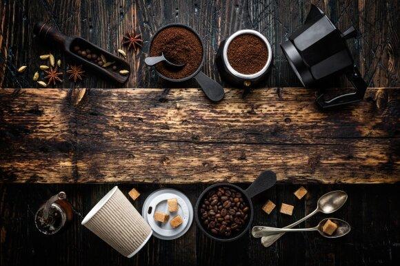 Naujiena Lietuvoje – šviežios kavos prenumerata vos už 1 eurą