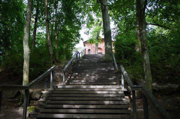 Birutės Hill