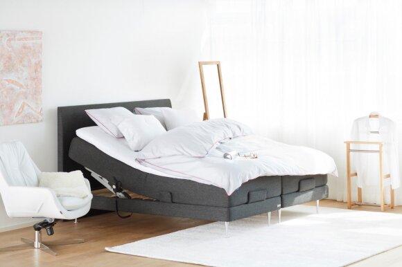 """Motorinė """"ILO"""" lova (ISKU nuotr.)"""