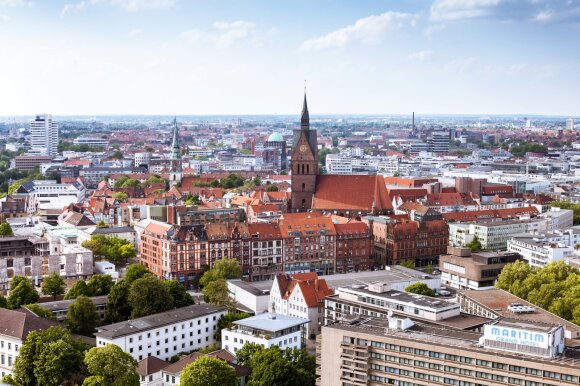 Hanoveris, Vokietija