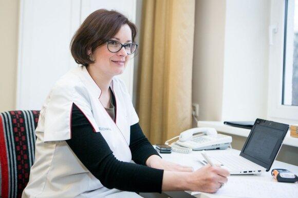 Dietologė Eglė Kliukaitė
