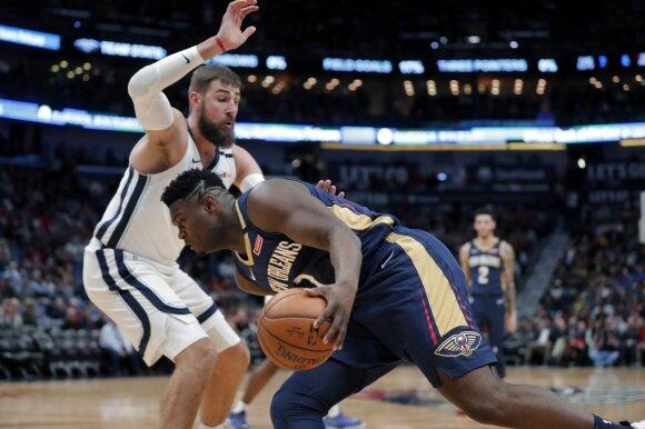 NBA sezonas gali būti atnaujintas pagal Valančiūnui ir Dončičiui itin neparankų modelį