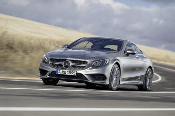 Mercedes-Benz S-klasės kupė