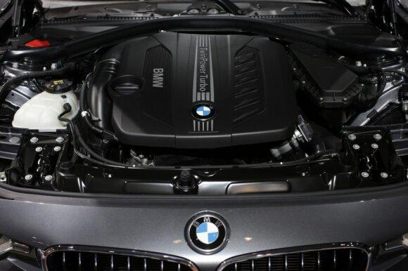 BMW TwinPower Turbo variklis