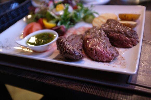Mėsos gabaliukai
