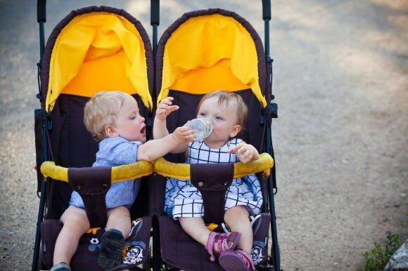 Jūs nustebsite, ką sugeba patys mažiausi kūdikiai