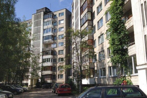 1-464-LI serijos namai Viršuliškėse