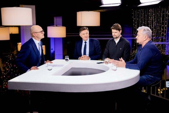 Edmundas Jakilaitis, Algirdas Butkevičius, Mykolas Majauskas