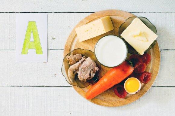 Viskas apie vitaminus: kam kokie naudingi, kaip vartoti