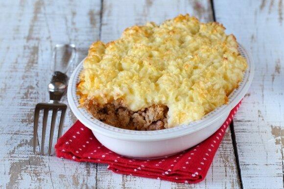 Naminio maisto menas: 5 receptai