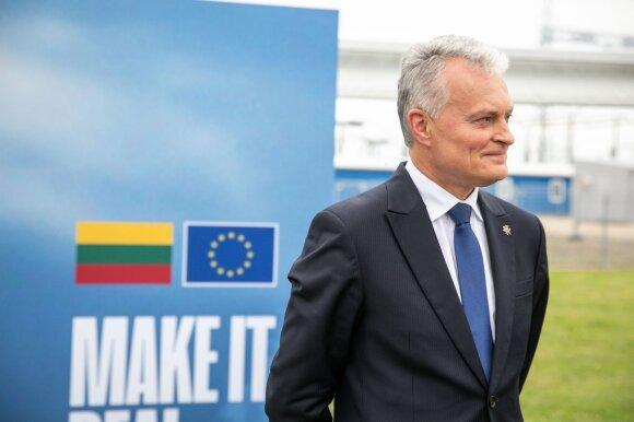 2 milijardų eurų investicijų planą Ursula von der Leyen vadina puikiu, žada nuolatinį dėmesį jį įgyvendinant